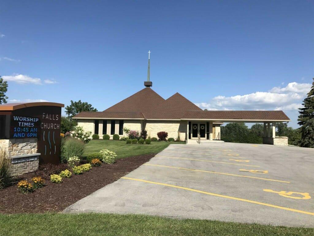Falls Church in Menomonee Falls Wisconsin